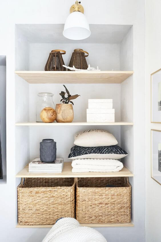apartment organization hacks