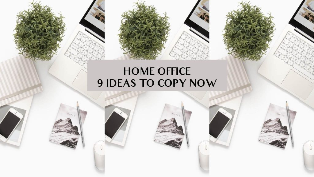 make a home office