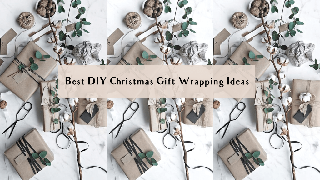best diy christmas gift wrapping