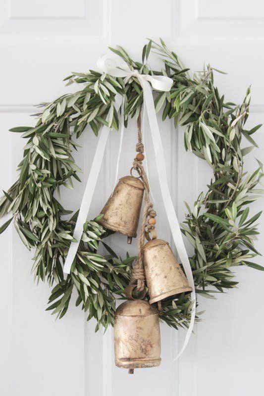 door wreath decoration
