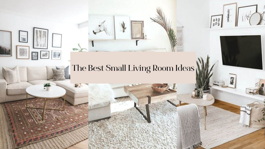 the best small living room ideas