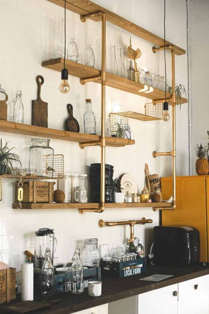 The 16 Best Kitchen Organization Ideas When You Have Limited Space