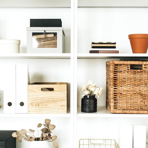 organizing ideas for small spaces