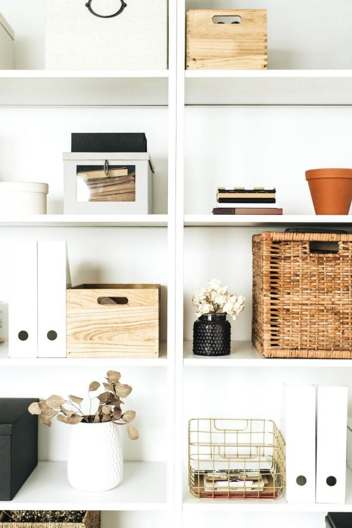 Organization Ideas for Small Spaces (15+ Game-Changing Hacks)
