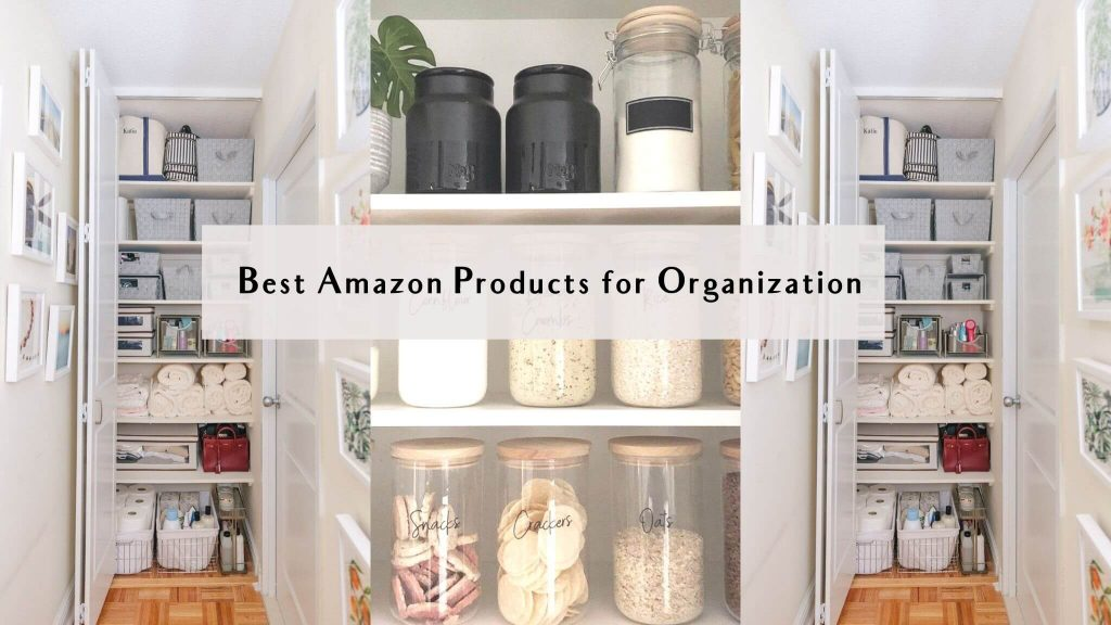 top rated organization products on amazon