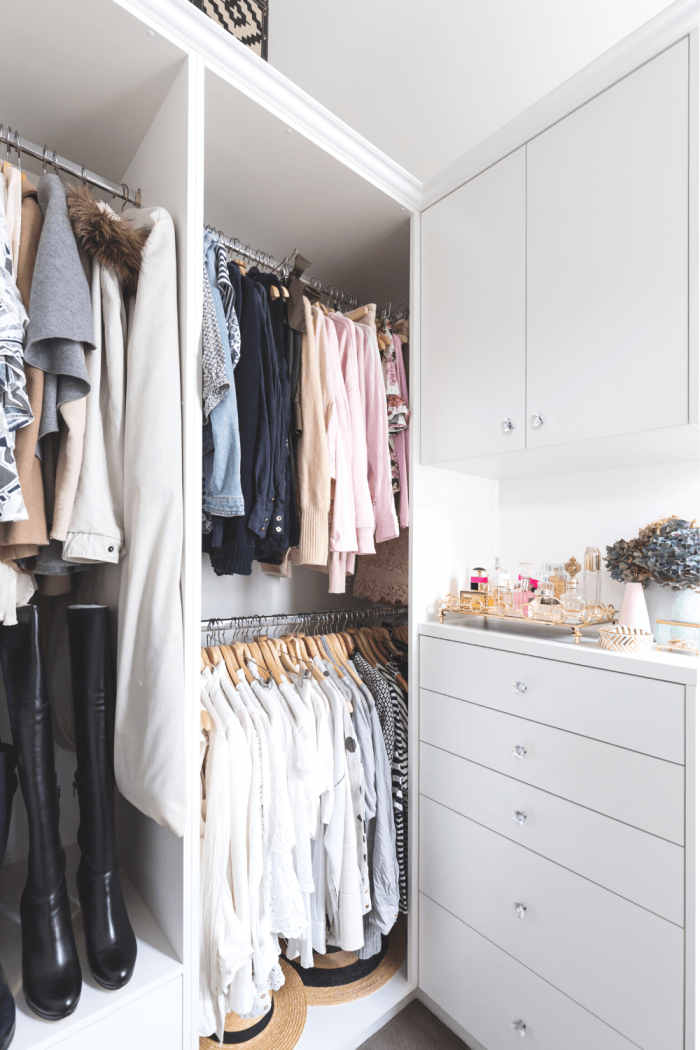 25 Easy Closet Organization Ideas To Make the Most of Your Space