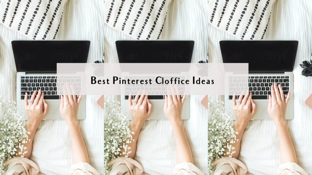 pinterest cloffice ideas