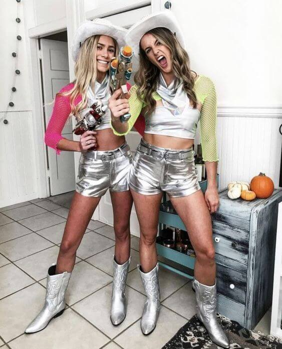cowgirl halloween costume college