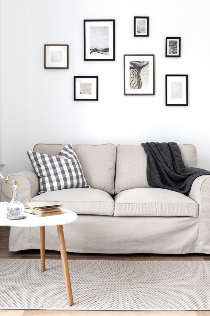 19 Genius Small Apartment Living Room Ideas on a Budget
