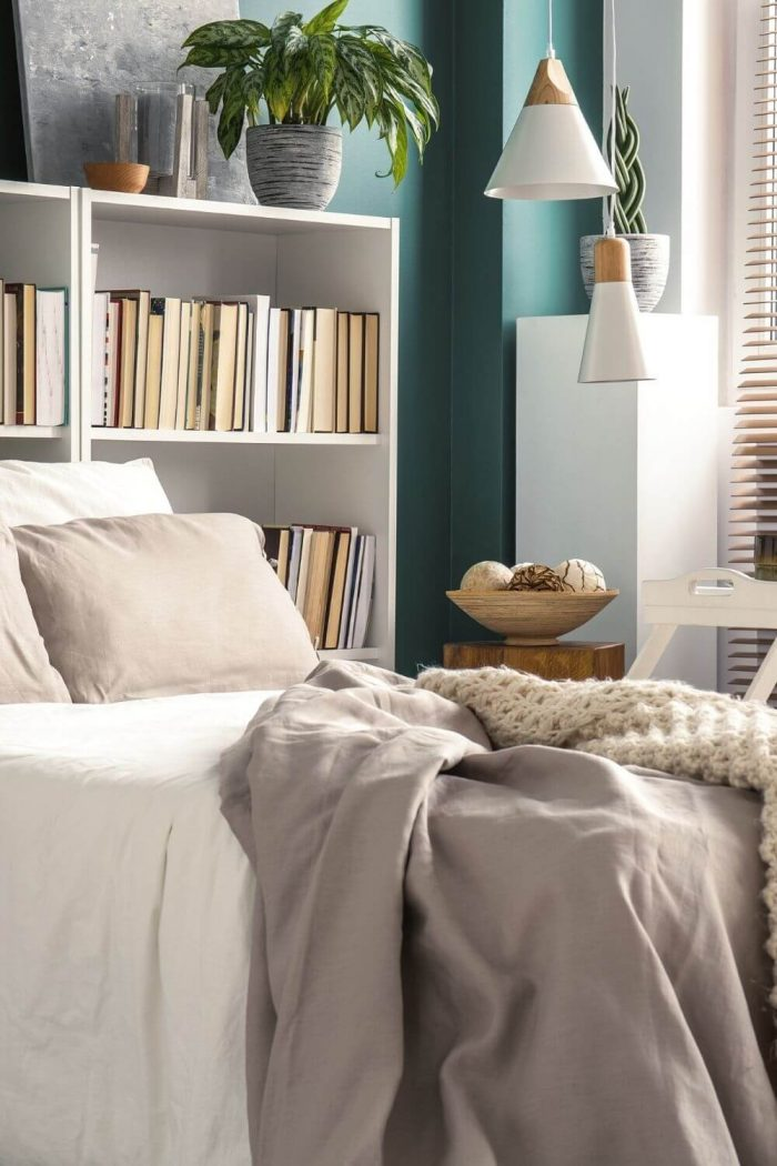 How To Organize a Small Bedroom on a Budget To Maximize Space