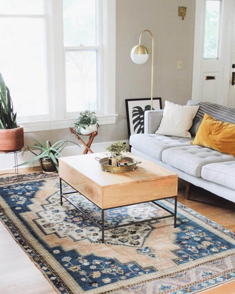 small living room color combination