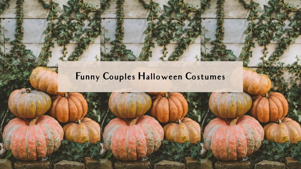 couples halloween costumes 2021