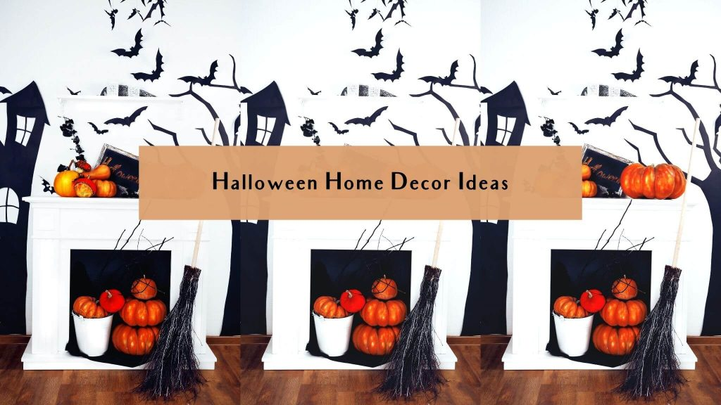 diy halloween decorations with household items