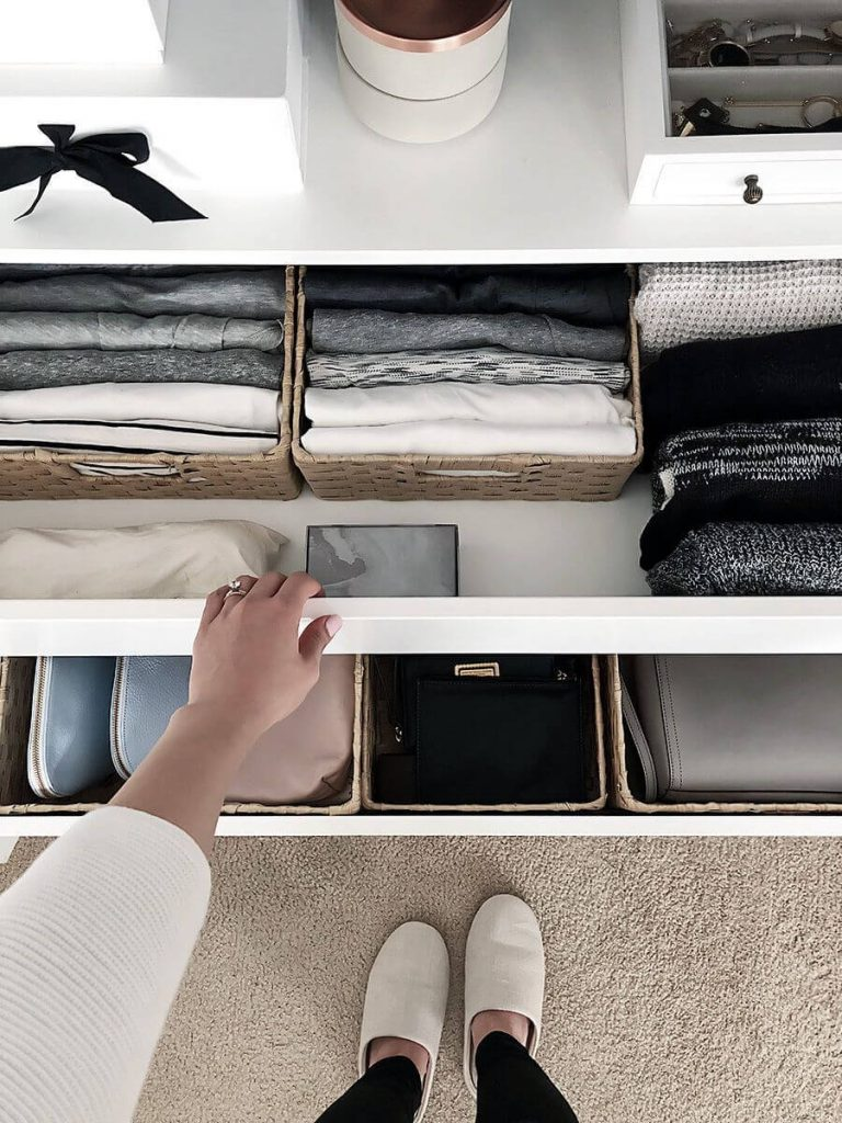 clothing organizers for drawers