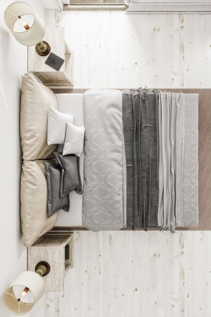 The Best Small Bedroom Organization Ideas For The Cutest Space